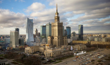 Warsaw, a rapidly growing European capital, many foreigners come to set up companies and branches of their companies here.