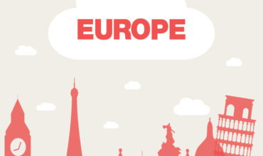 European cities, Eiffel Tower, Big Ben, the Leaning Tower, colosseum in Rome. Help with relocation to Europe.
