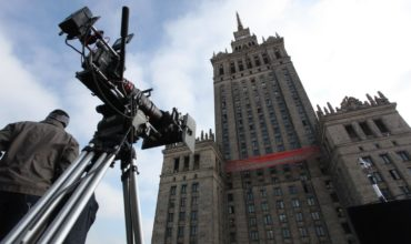 Poland new location for shooting Bollywood movies. Cooperation between India and Poland.