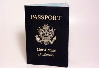 American passport, rules for American travellers to Europe.