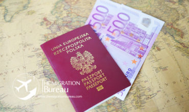Euro in Poland, Polish passport, thinking about introducing a new currency.