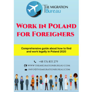 New ebook for foreigners, who wants to work in Poland in 2020. Gide about how to work legally in Poland.