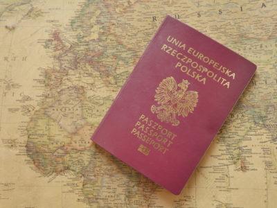 Polish passport, travel preparation, visa issues.