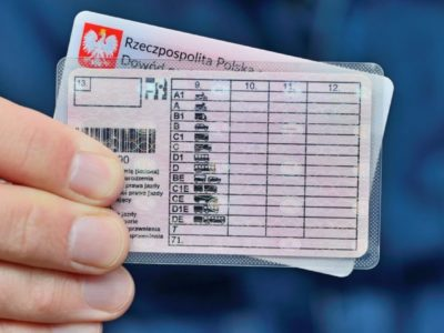 Polish driving license, legal issues related to the exchange of a foreign driving license for Polish